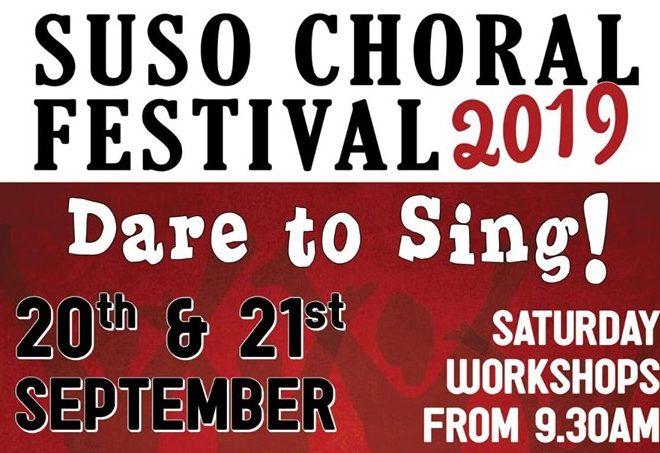 Suso Choral Festival September 2020