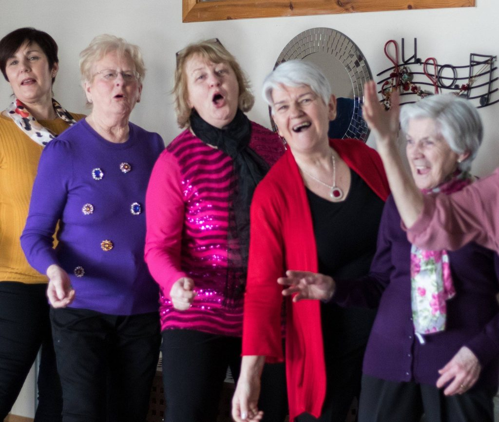 Refired Choir in Kilcock