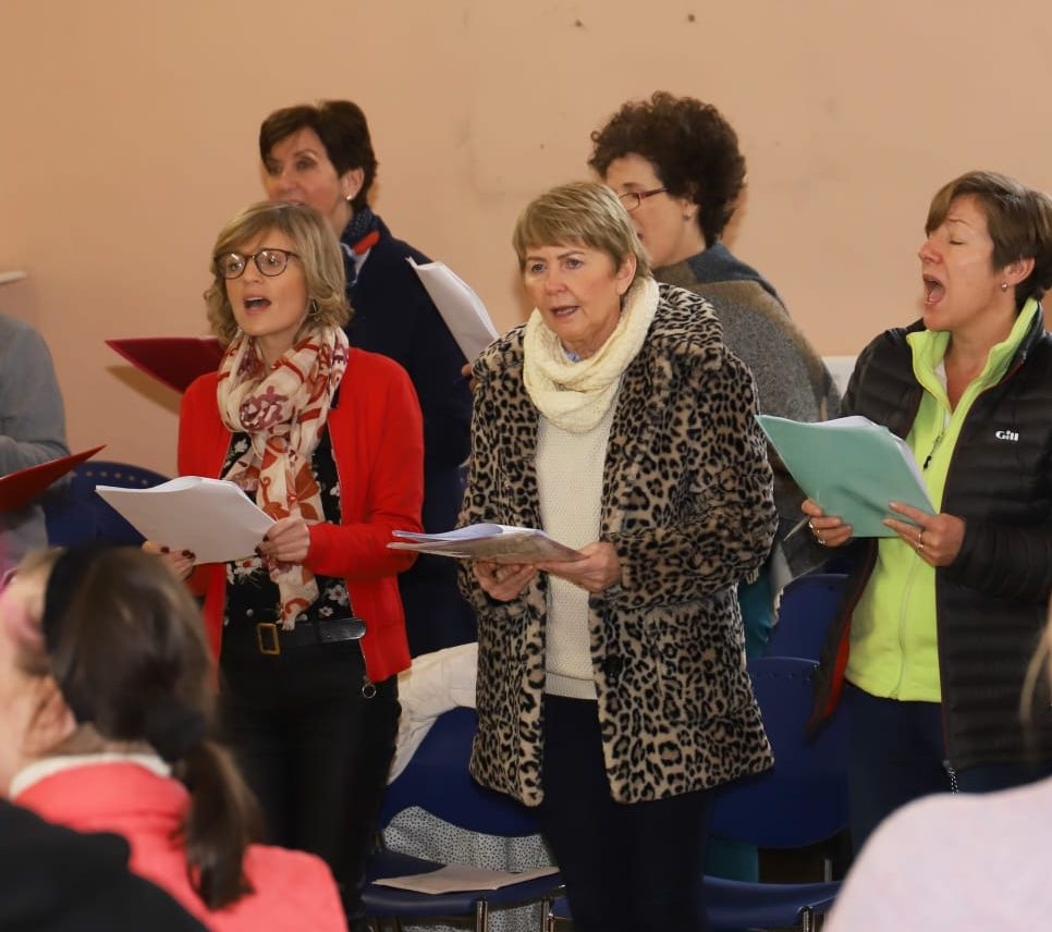 Sing Sing Trim Choir